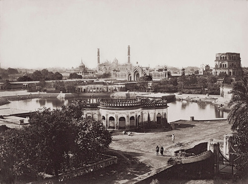 View Of Husainabad fine art photography