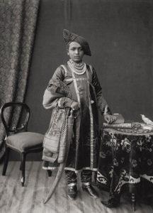 Maharaja Sahib Of Kolhapur