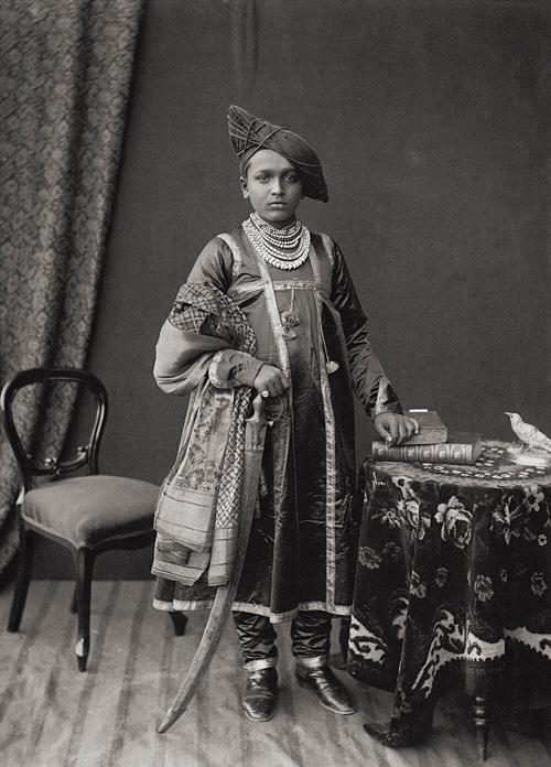 Maharaja Sahib Of Kolhapur fine art photography