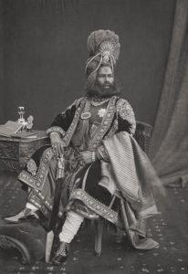 Maharaja Of Punnah