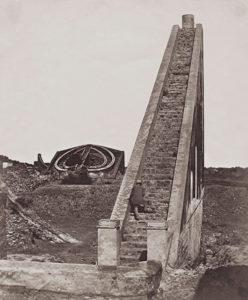 Old Observatory Near Delhi