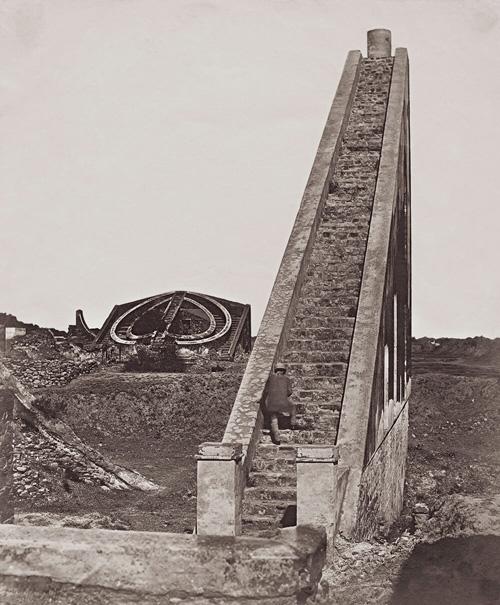 Old Observatory Near Delhi fine art photography
