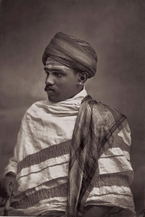 Tamil Man fine art photography