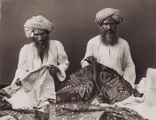 Madras Cloth Merchants fine art photography