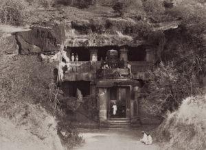 Indra Sabha Cave