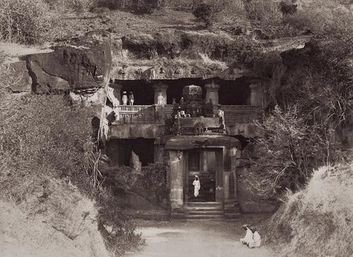 Indra Sabha Cave fine art photography