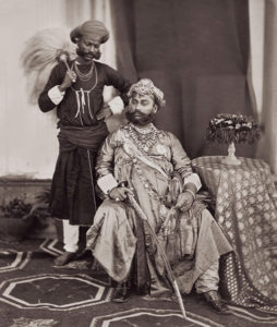 Maharaja Of Indore