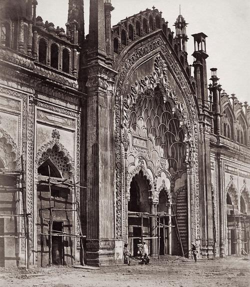 Jama Masjid In Lucknow fine art photography