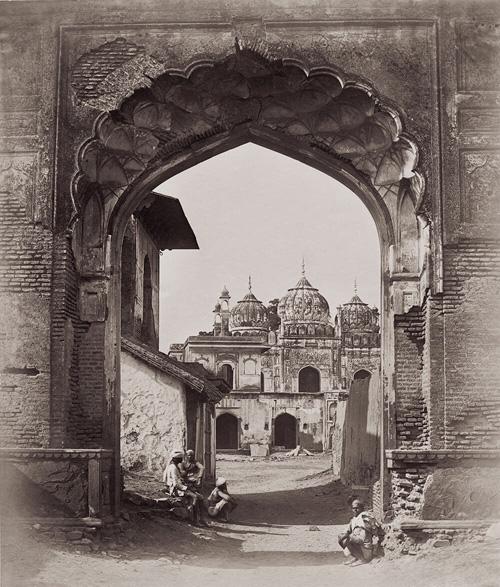 Archway In Delhi fine art photography