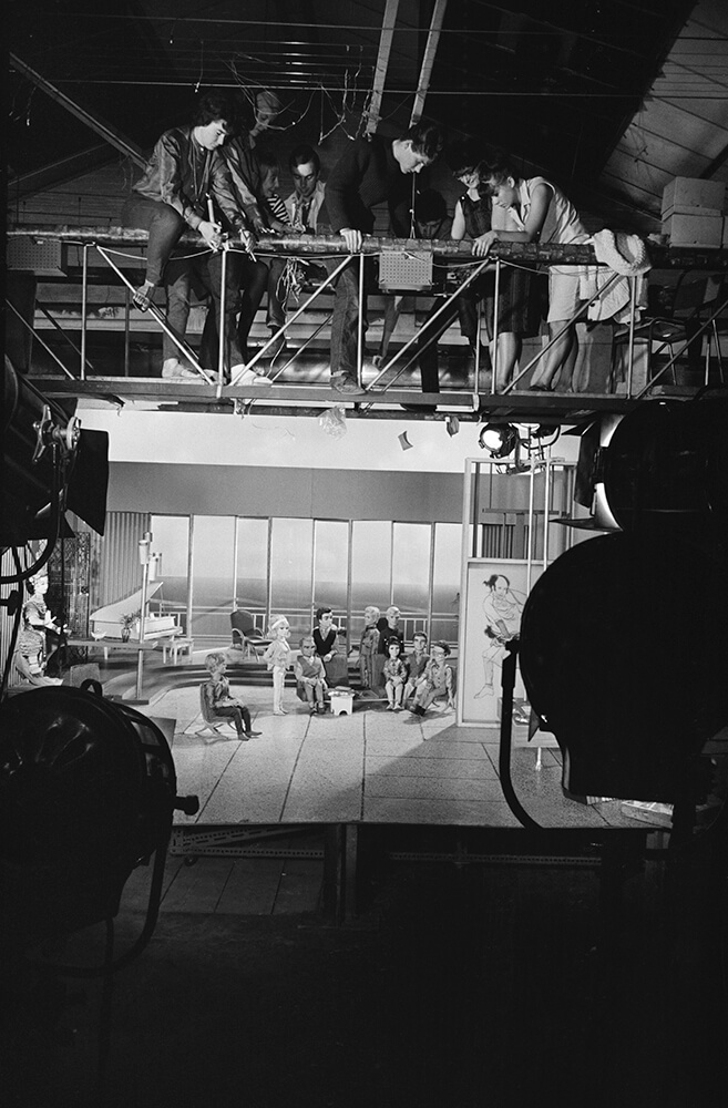 Filming Thunderbirds fine art photography