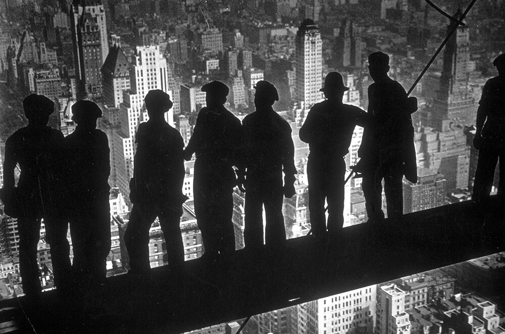 New York Steelworkers fine art photography