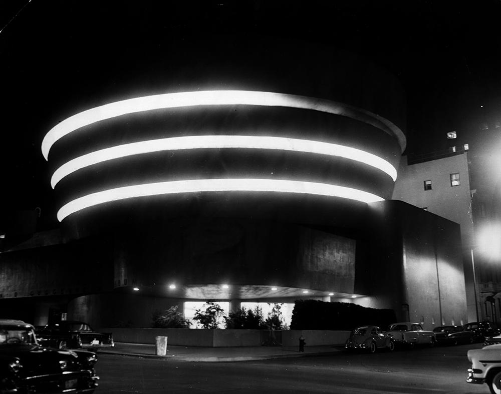 Guggenheim Museum fine art photography