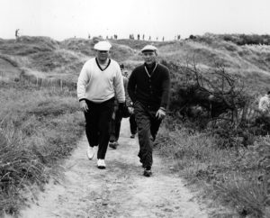 Nicklaus And Palmer