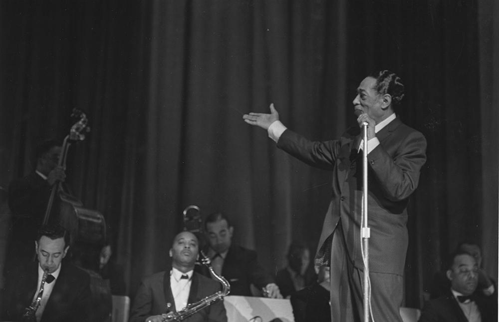 Duke Ellington fine art photography