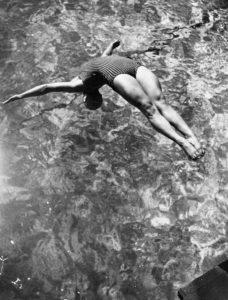 Betty Slade Dives