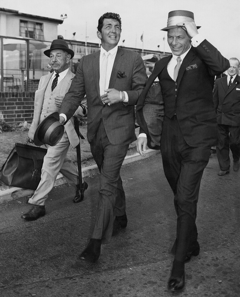 Martin And Sinatra fine art photography