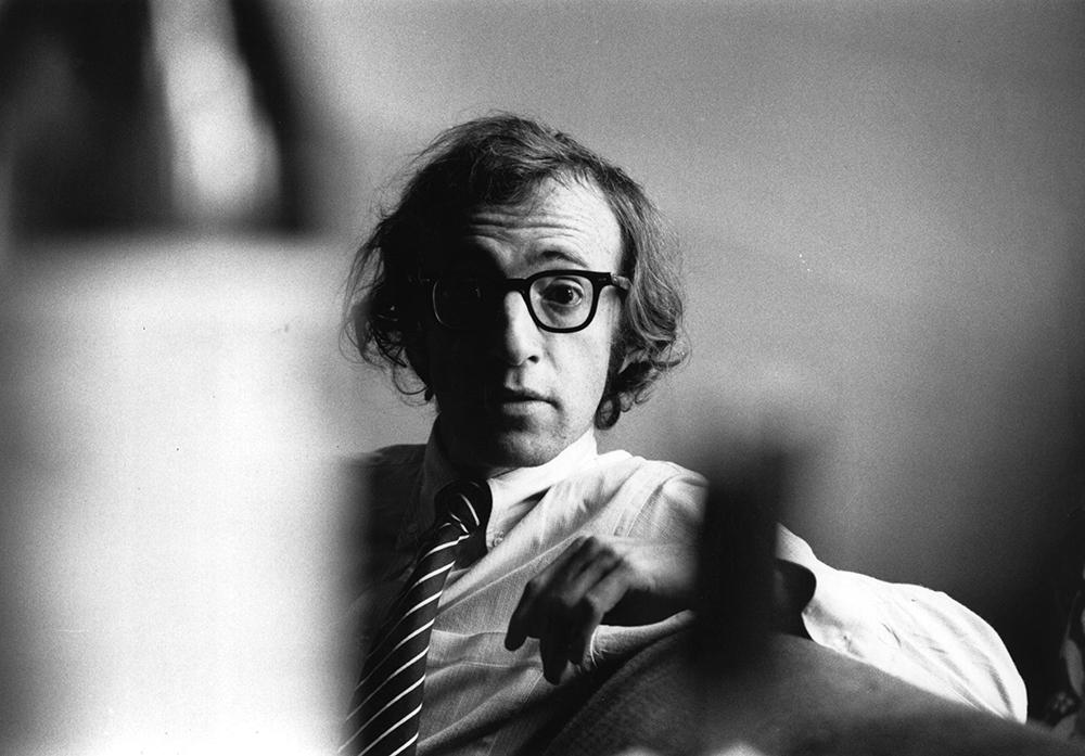 Woody Allen fine art photography