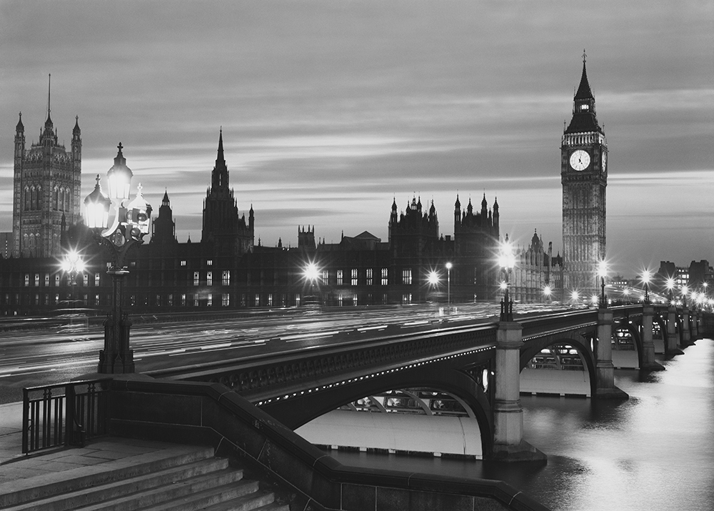 Parliament By Night fine art photography