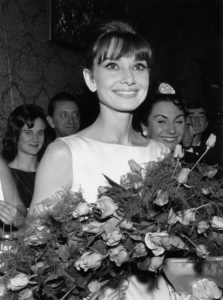 Flowers For Audrey