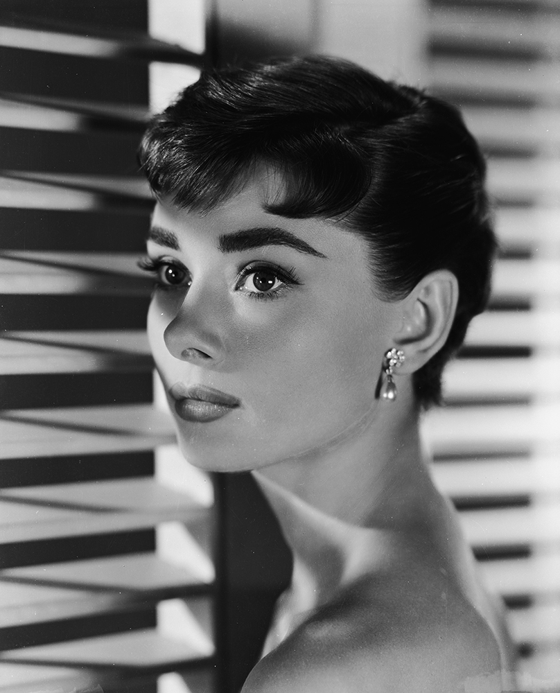 Audrey Hepburn fine art photography