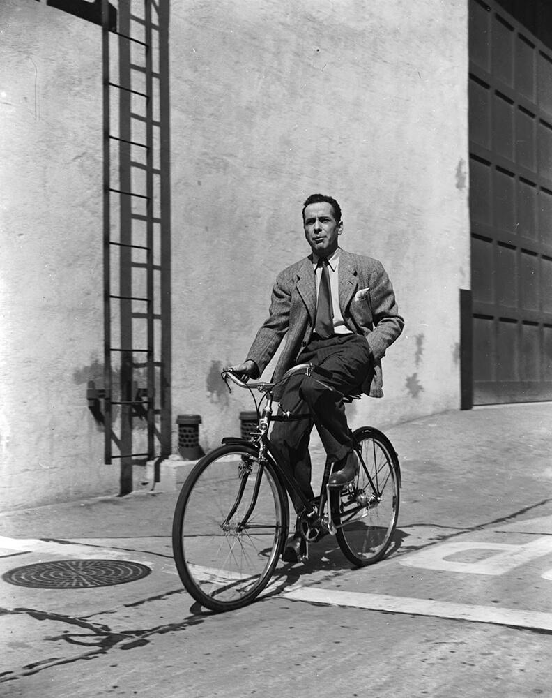 Bogart's Bike fine art photography