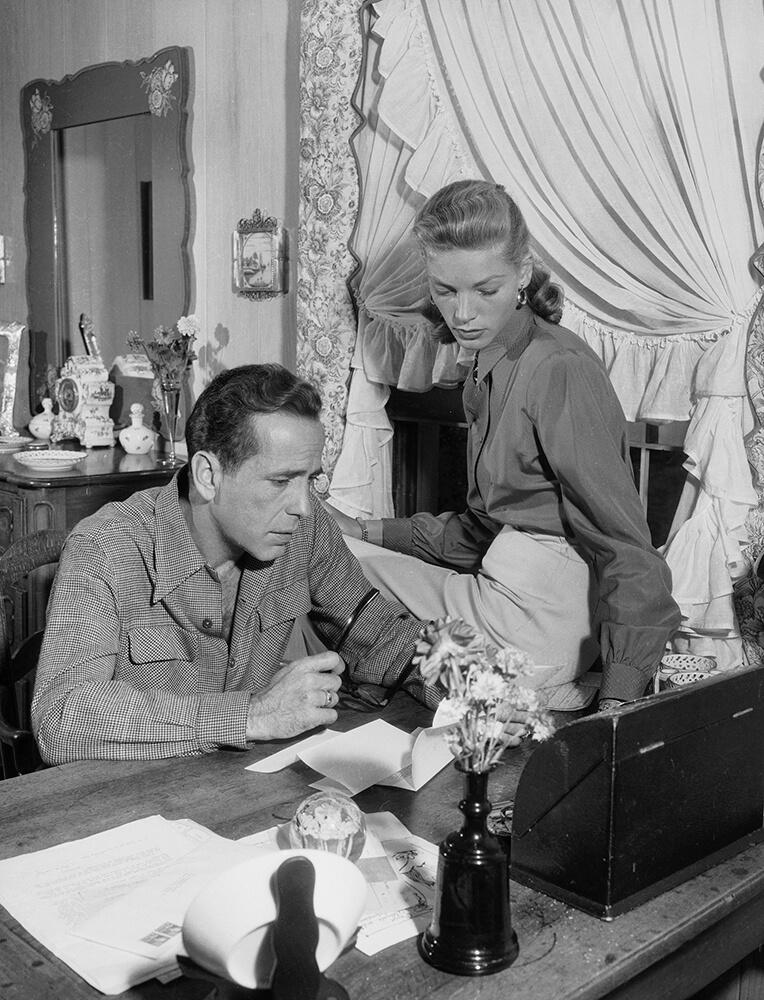 Mr and Mrs Bogart fine art photography