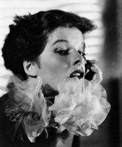 Hepburn As Sylvia