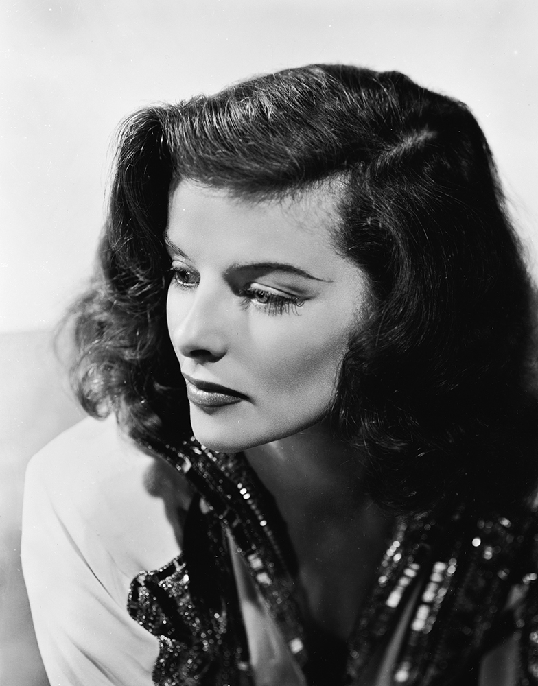 Katharine Hepburn fine art photography