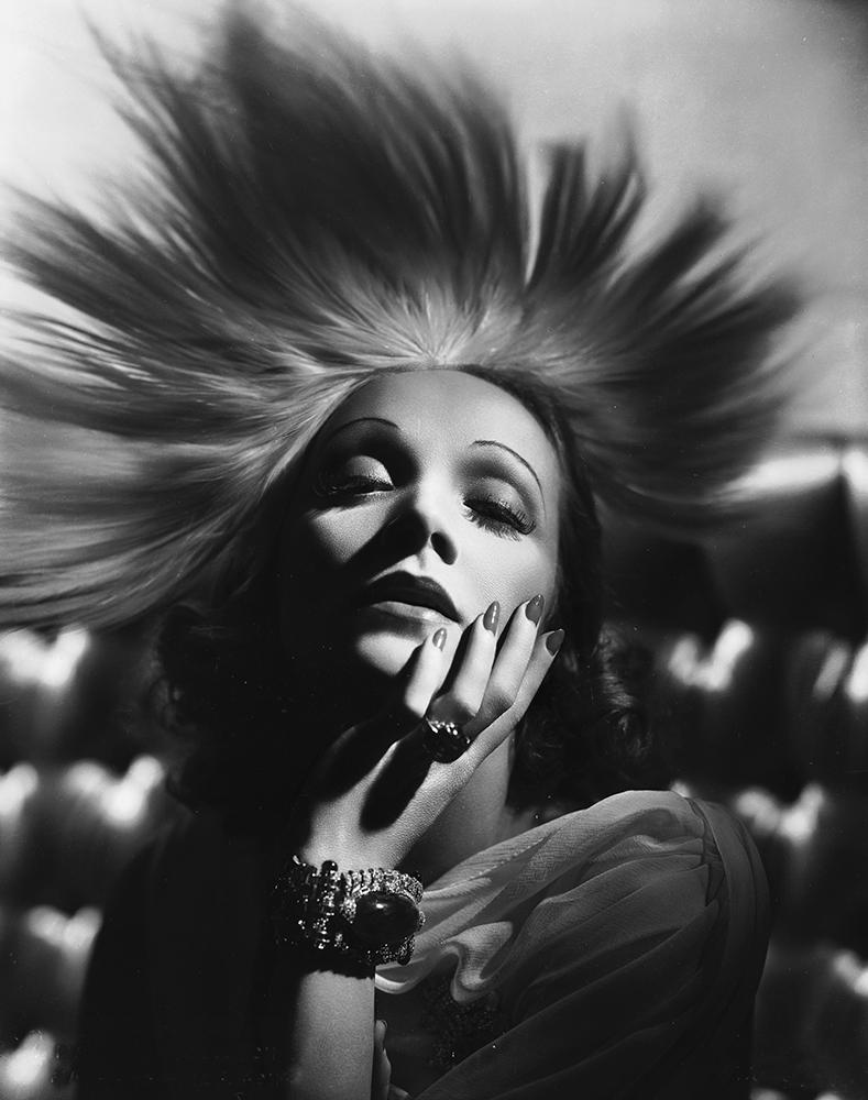 Marlene Dietrich fine art photography