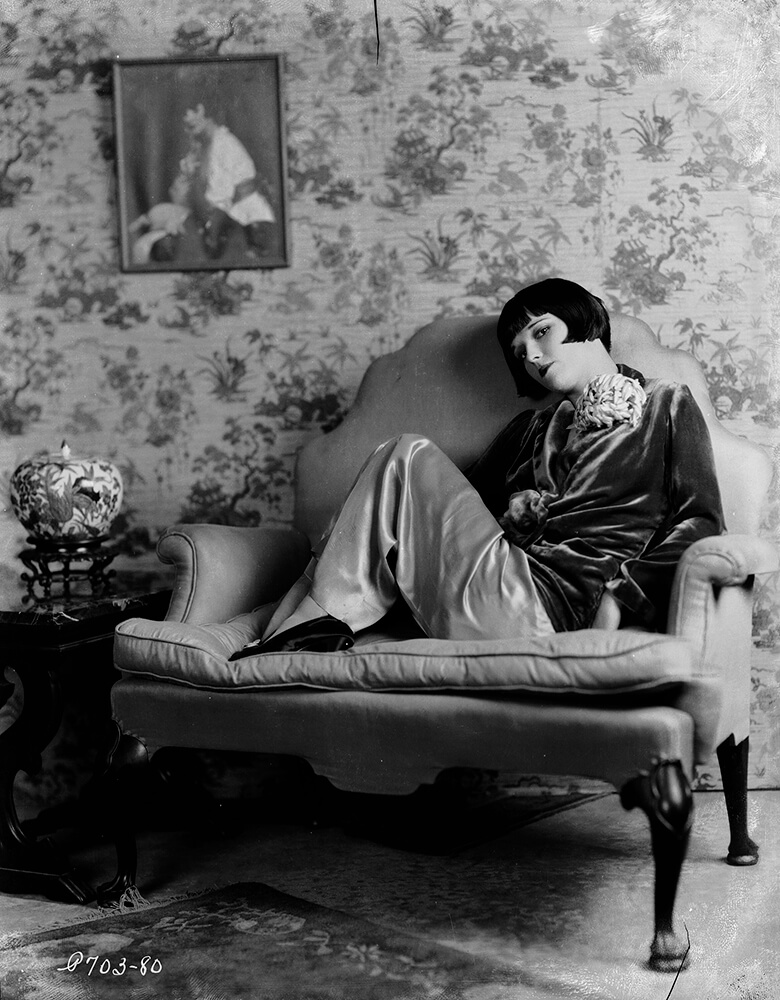 Lounging Louise fine art photography