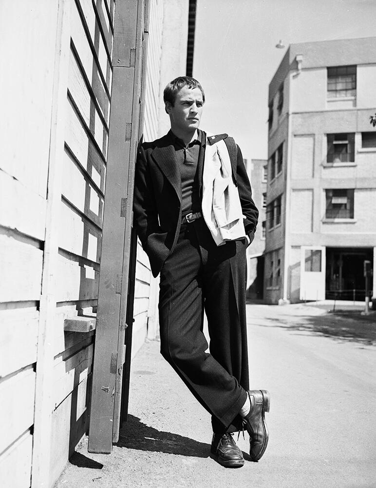 Marlon Brando fine art photography