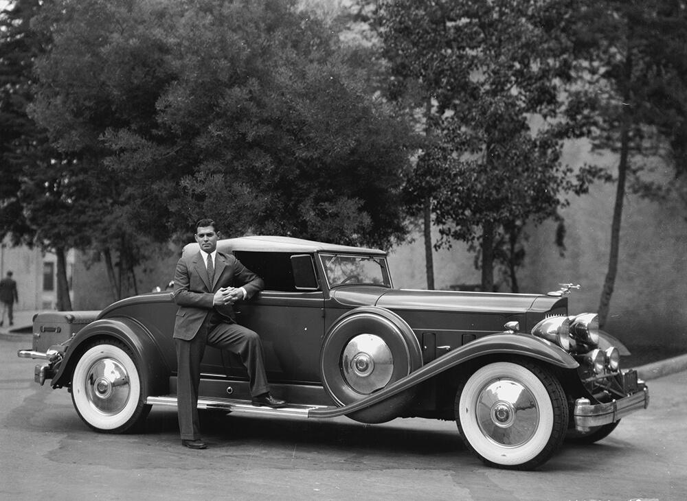 Clark Gable fine art photography