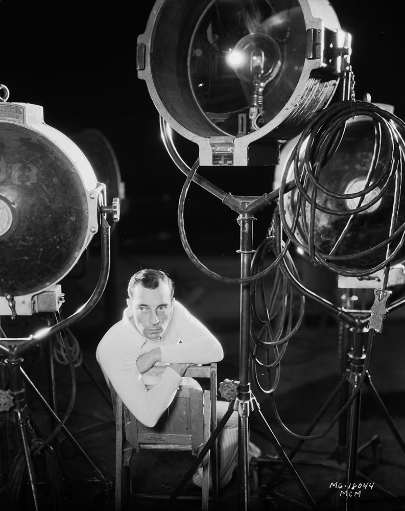 Buster Keaton fine art photography