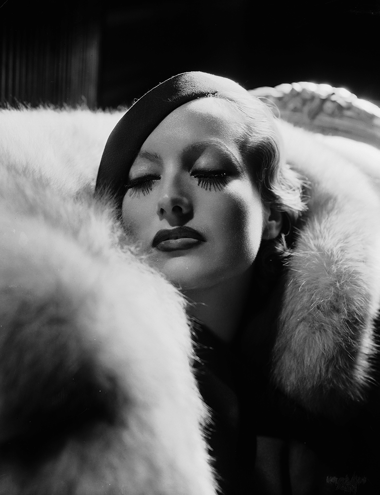 Joan Crawford fine art photography