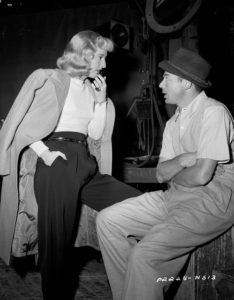 Stanwyck And Wilder