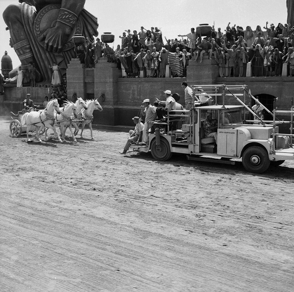 Ben Hur fine art photography
