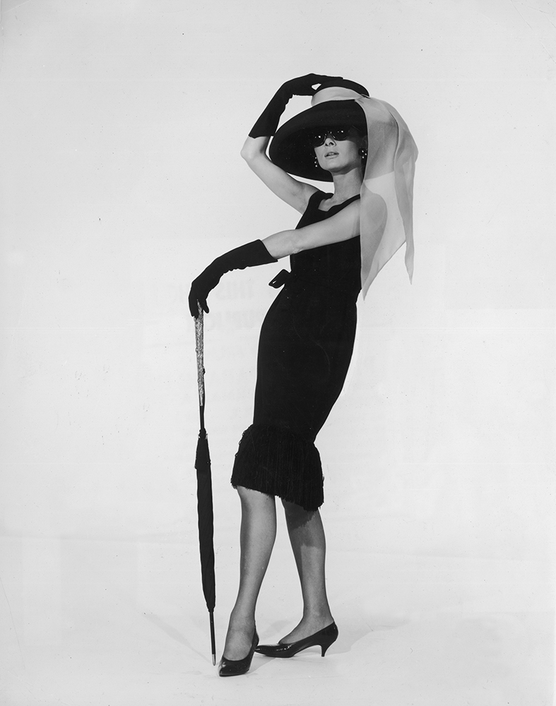 Audrey In Givenchy fine art photography