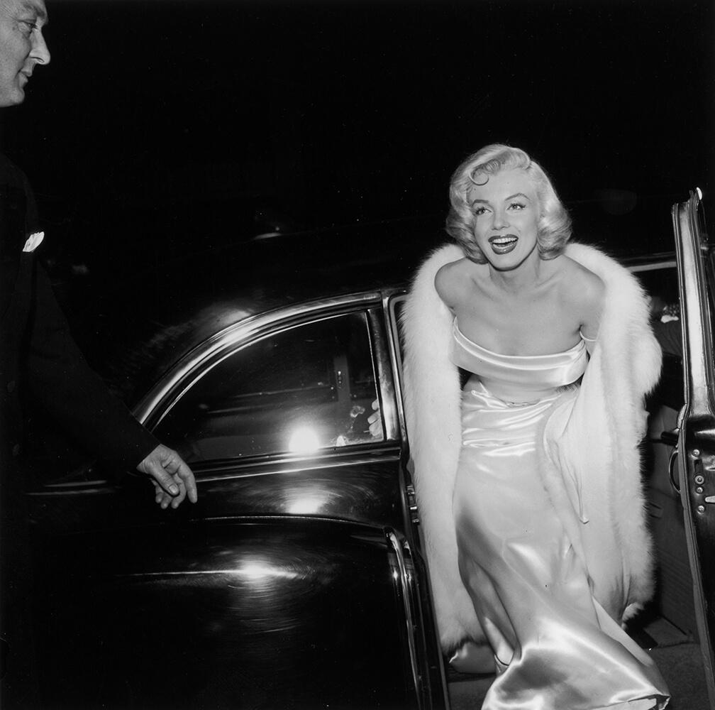 Glamorous Monroe fine art photography