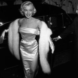 Monroe At Premiere