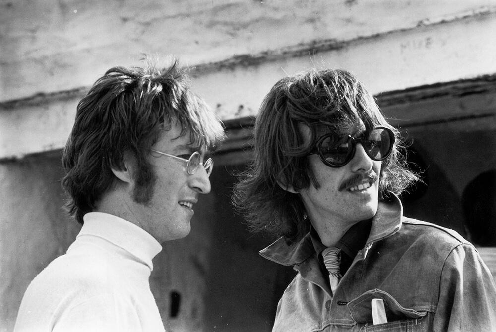 John And George fine art photography