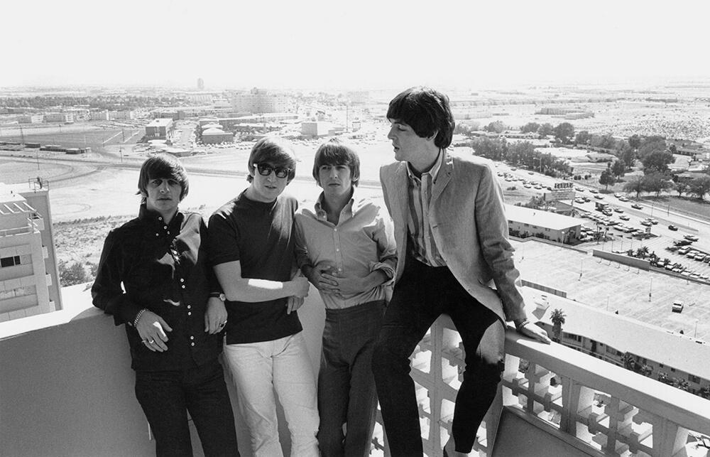 Beatles USA fine art photography
