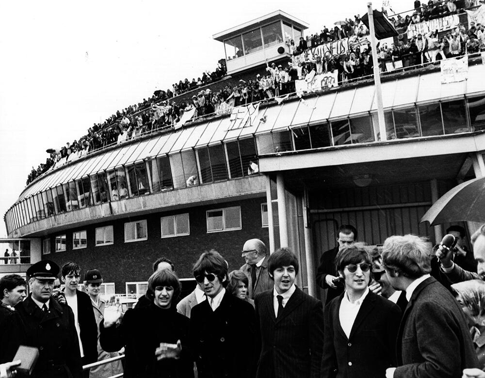 Farewell Beatles fine art photography