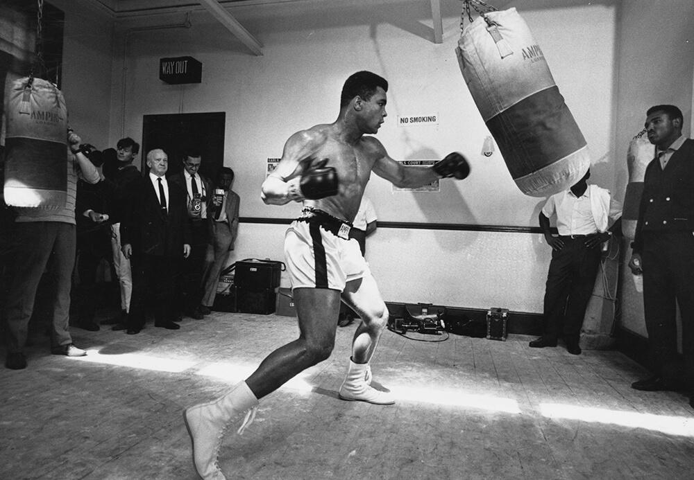 Muhammad Ali fine art photography