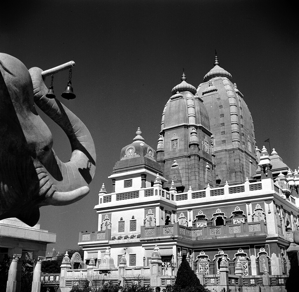 Birla Temple fine art photography
