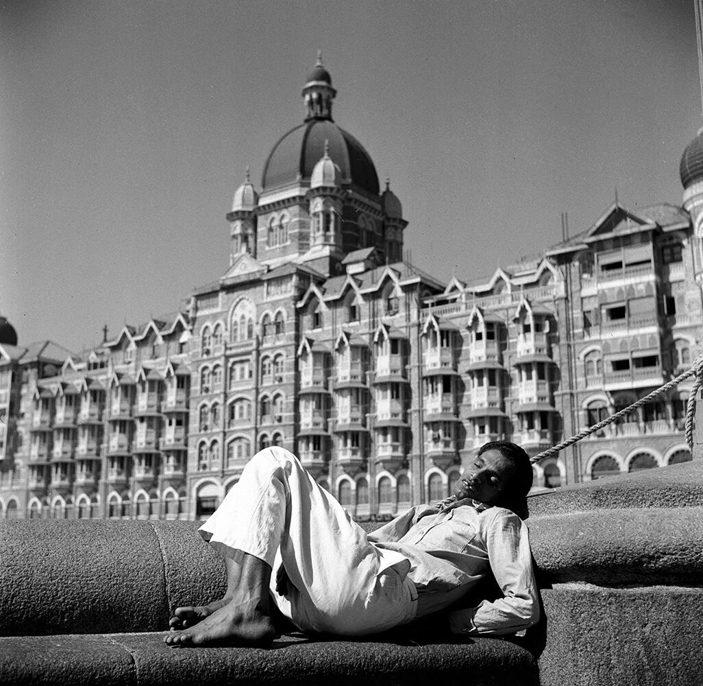 Taj Mahal Hotel fine art photography