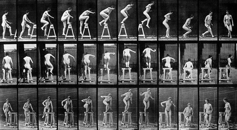 Muybridge Photograph fine art photography