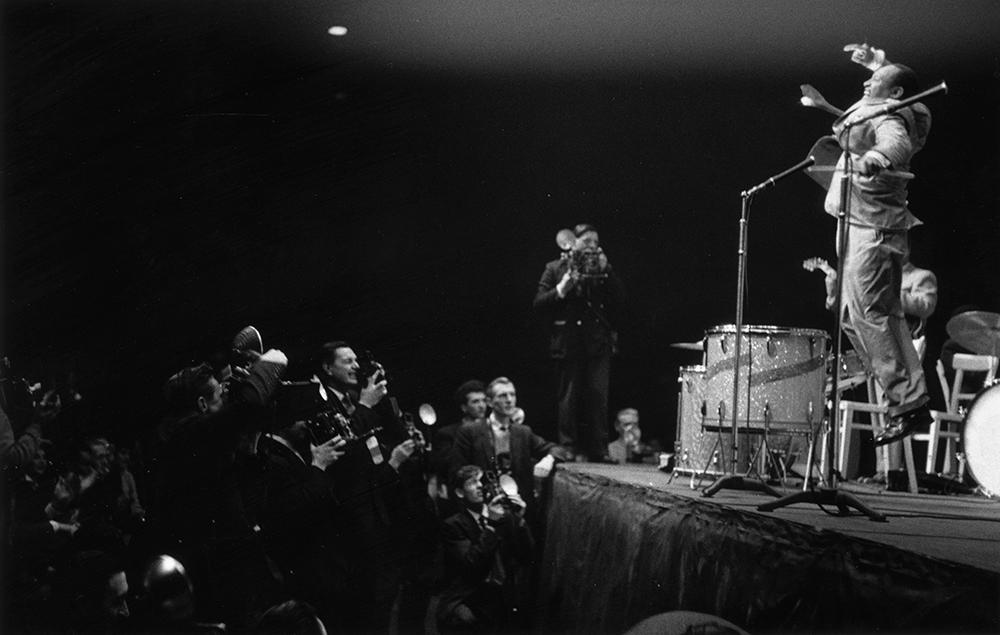 Lionel Hampton fine art photography