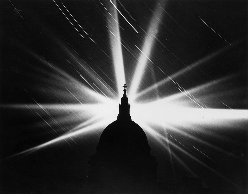 Blitz Searchlights fine art photography