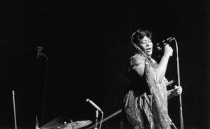 Ella On Stage