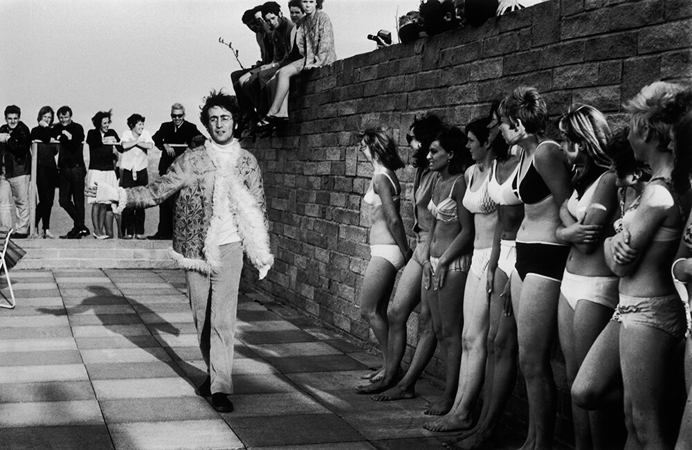 Lennon And Ladies fine art photography